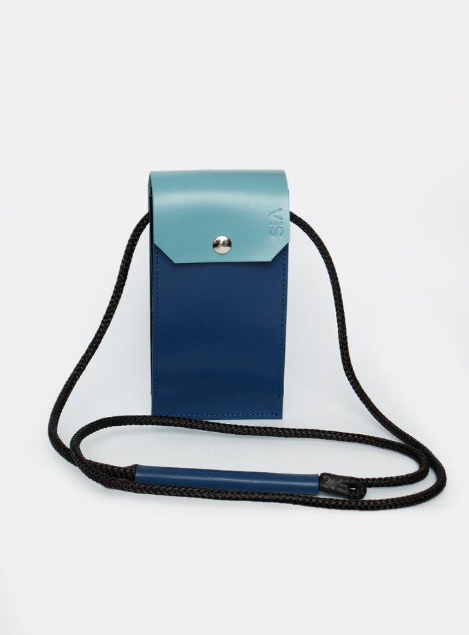 Кожаная сумка Pulsar VIS_Pulsar-bag-005, фото 1 - в интеренет магазине KAPSULA