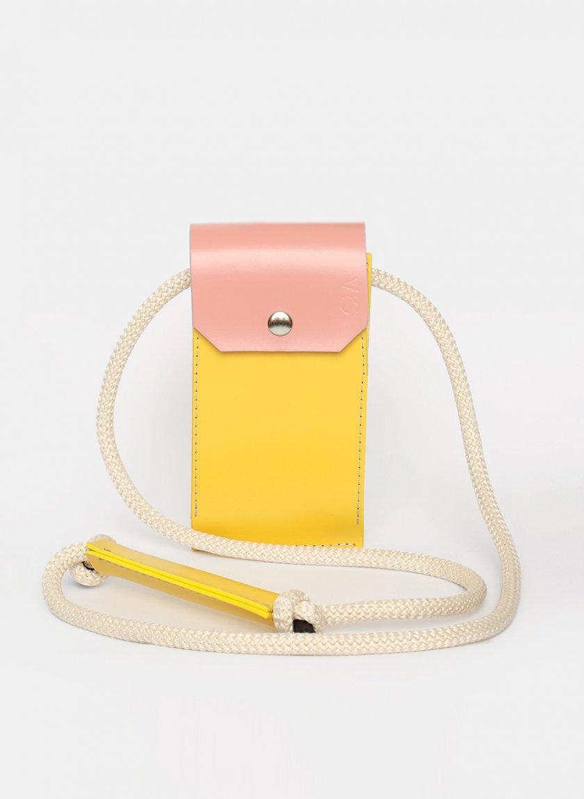 Кожаная сумка Pulsar VIS_Pulsar-bag-007, фото 1 - в интернет магазине KAPSULA