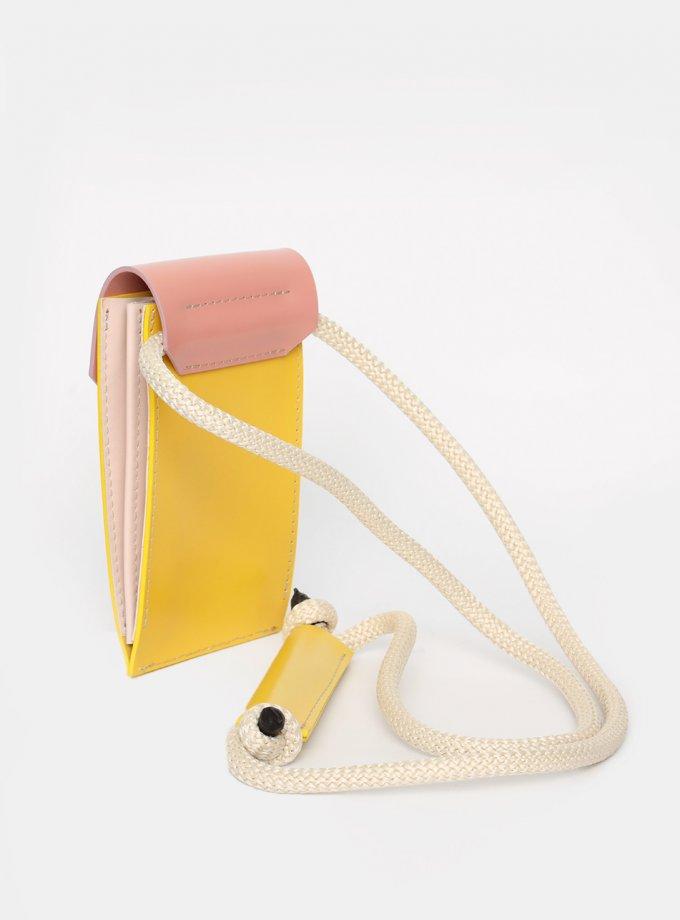 Кожаная сумка Pulsar VIS_Pulsar-bag-007, фото 1 - в интеренет магазине KAPSULA