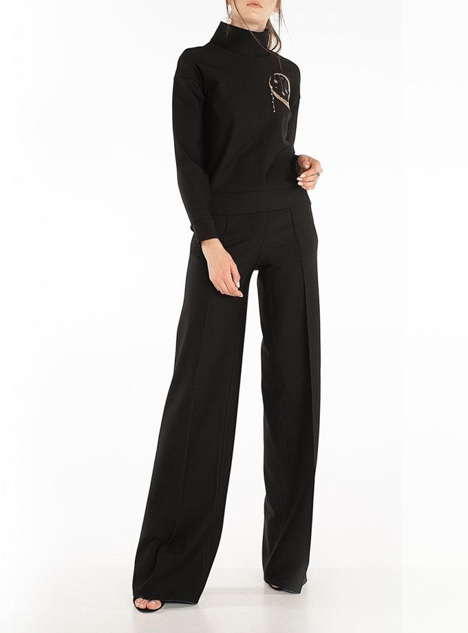 Трикотажный комплект с вышивкой WNDR_fw2021_sblck_12, фото 1 - в интернет магазине KAPSULA