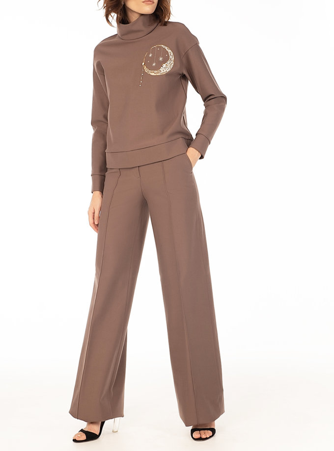 Трикотажный комплект с вышивкой WNDR_fw2021_scap_12, фото 1 - в интернет магазине KAPSULA