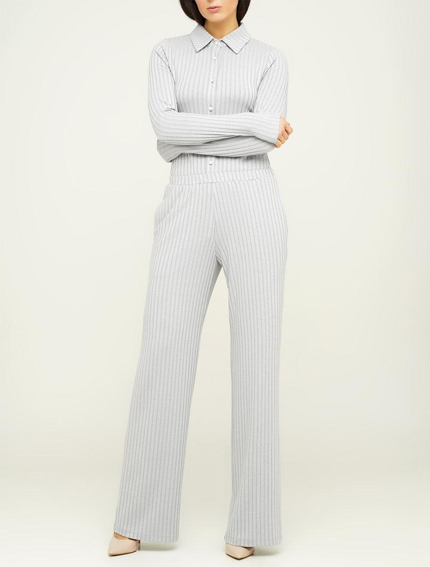 Свободные брюки из хлопка AY_3124, фото 1 - в интернет магазине KAPSULA