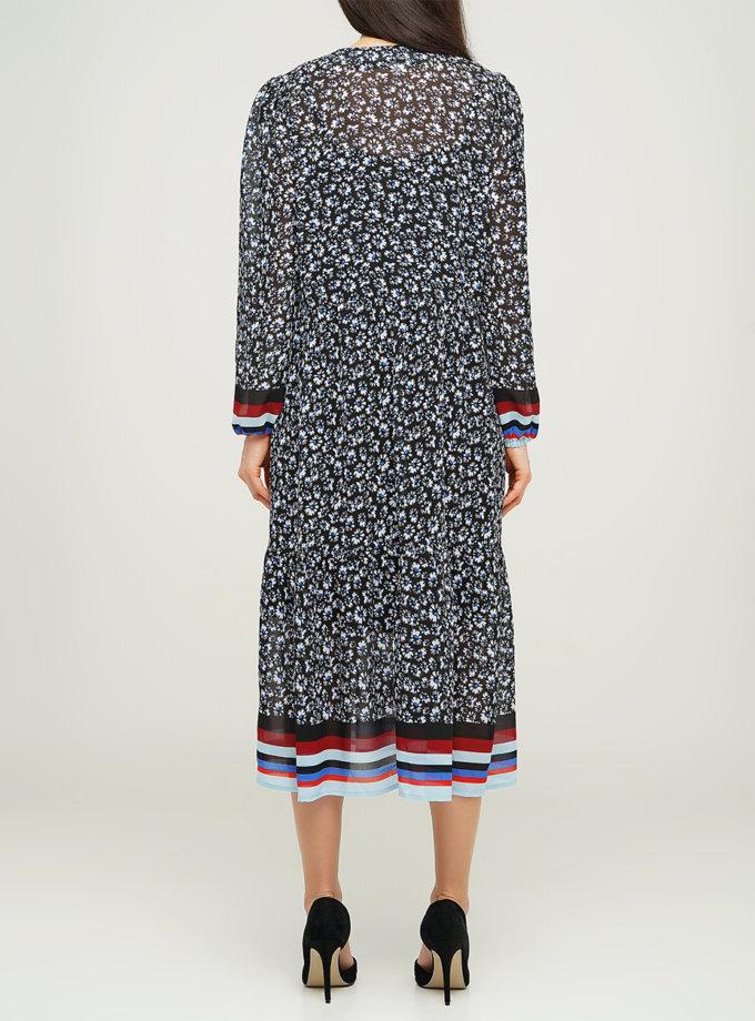 Платье свободного кроя AY_3115, фото 1 - в интеренет магазине KAPSULA