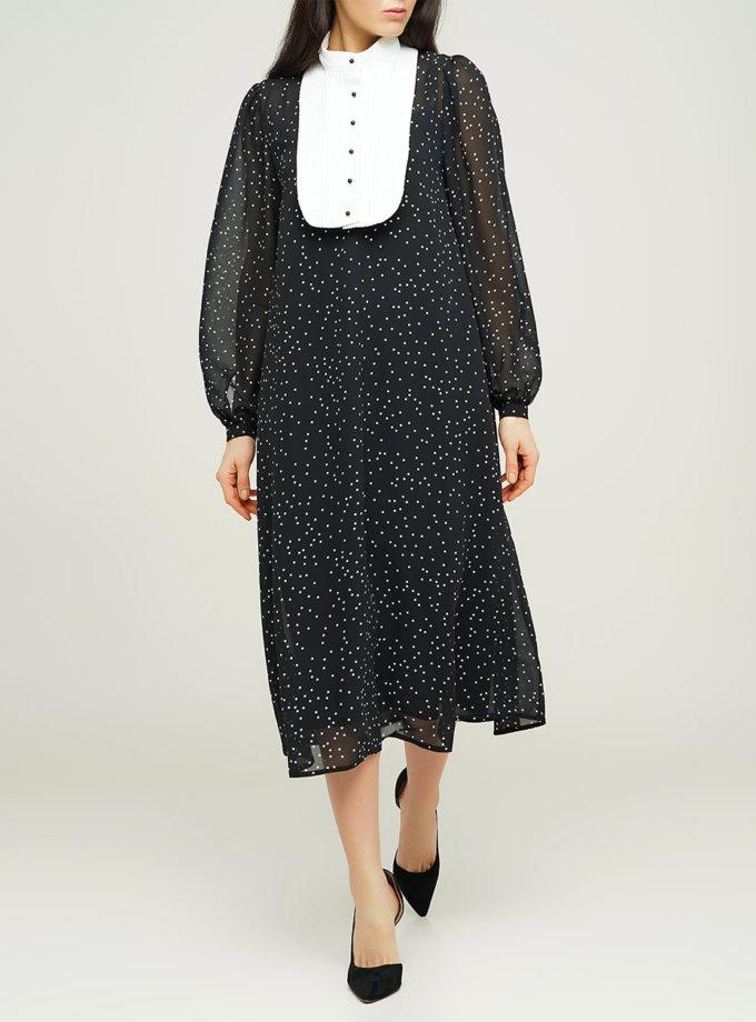 Платье силуэта трапеция AY_3114, фото 1 - в интеренет магазине KAPSULA
