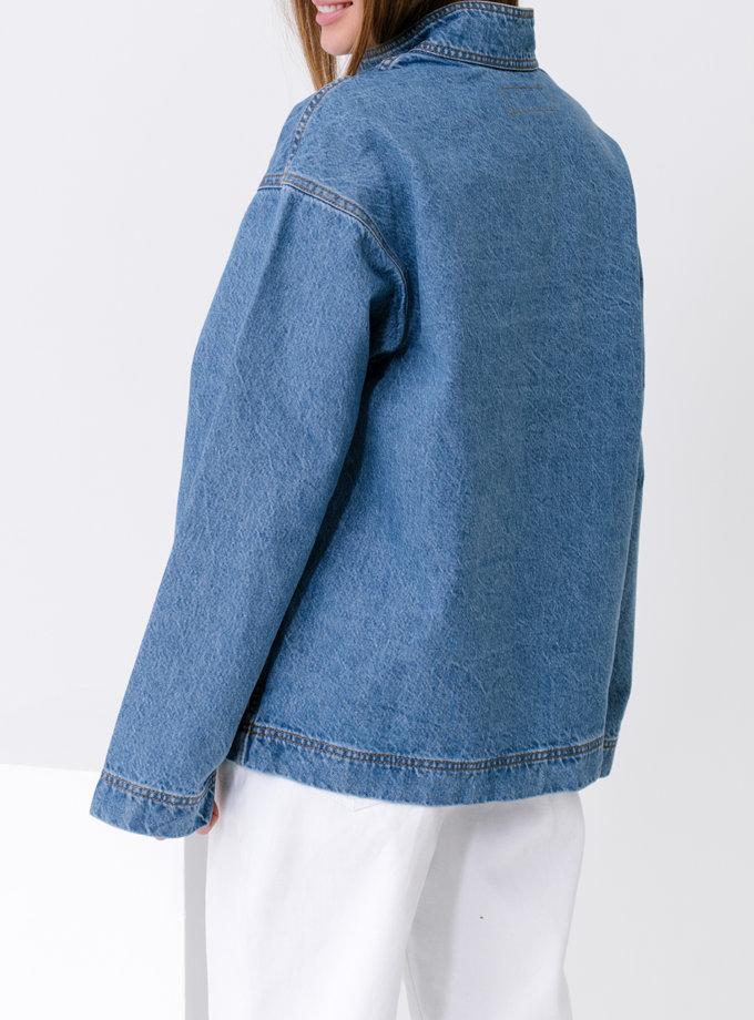 Куртка-рубашка Планка AIS_D143a_MB, фото 1 - в интернет магазине KAPSULA