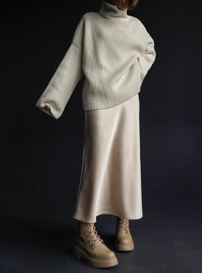Струящаяся юбка миди FRBC_FBSKRT_03, фото 1 - в интернет магазине KAPSULA