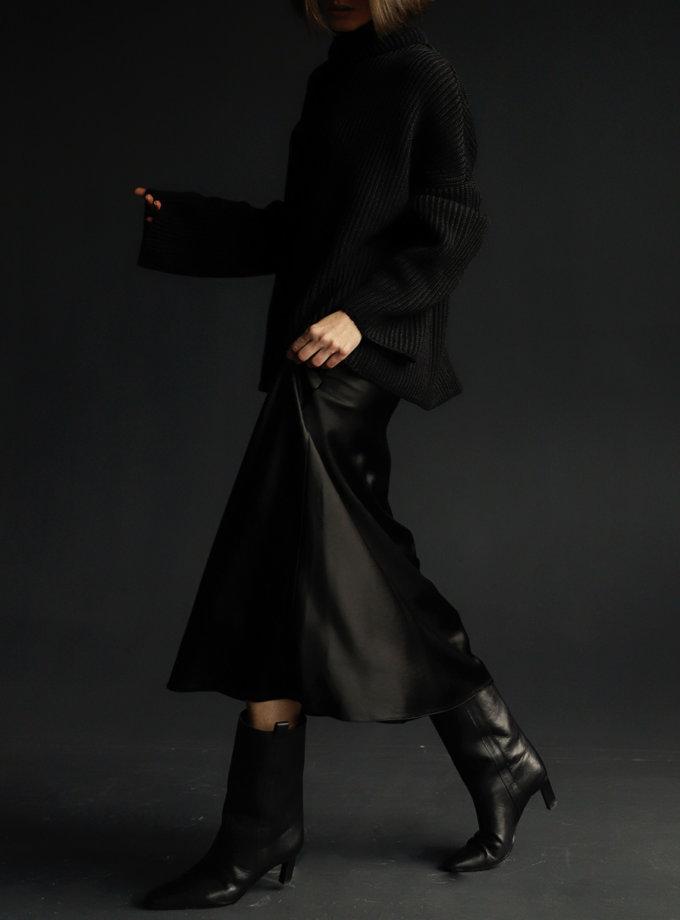 Струящаяся юбка миди FRBC_FBSKRT_04, фото 1 - в интернет магазине KAPSULA