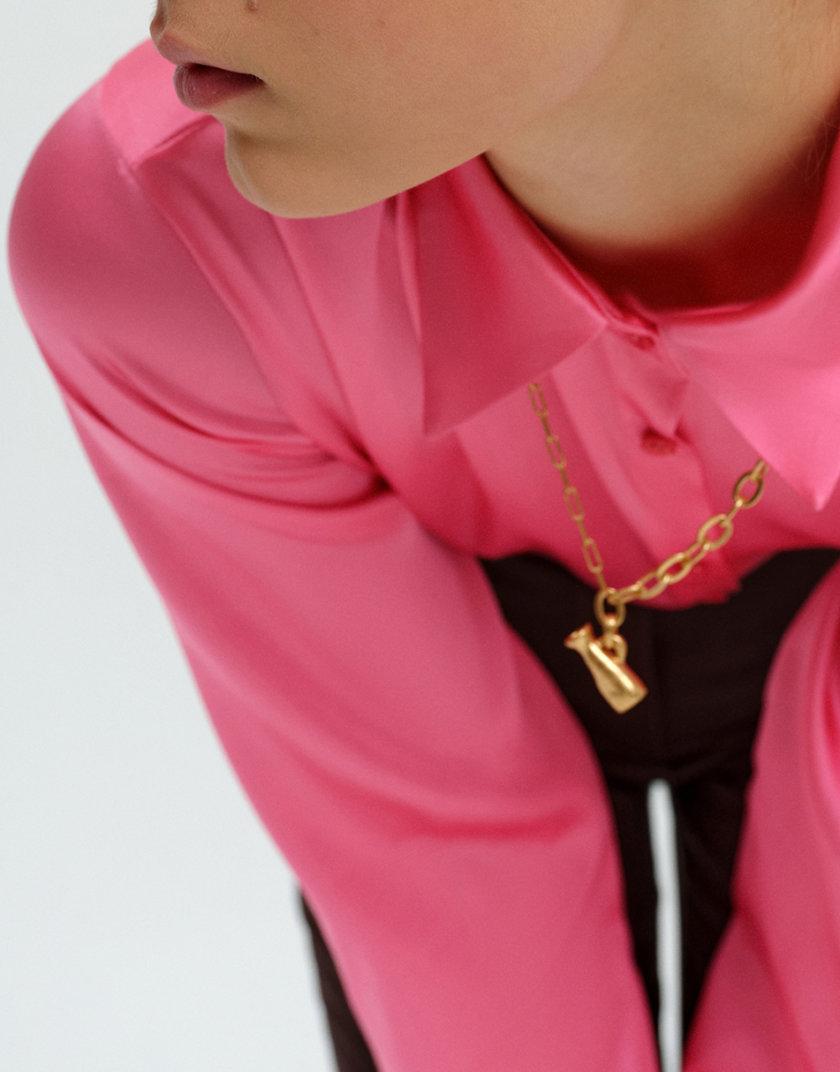 Шелковая блуза FORMA_FR-FW21-01, фото 1 - в интернет магазине KAPSULA