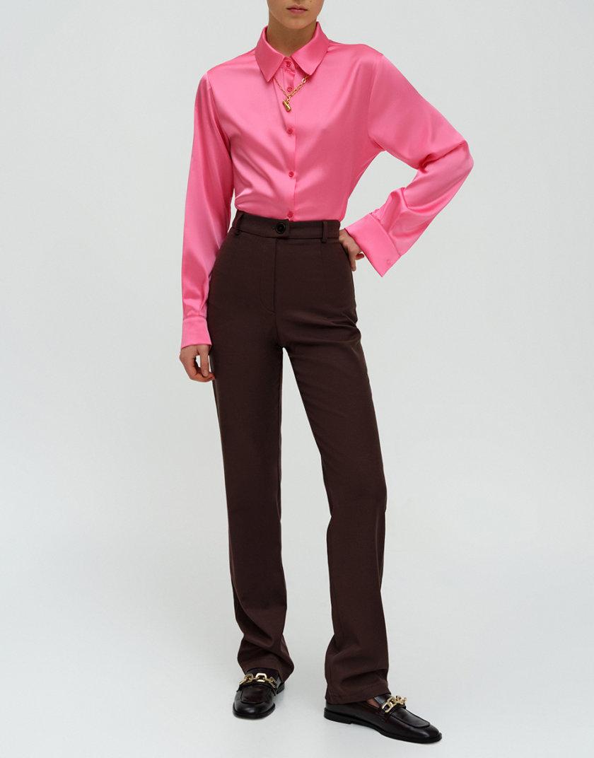 Прямые брюки из шерсти FORMA_FR-FW21-07, фото 1 - в интернет магазине KAPSULA