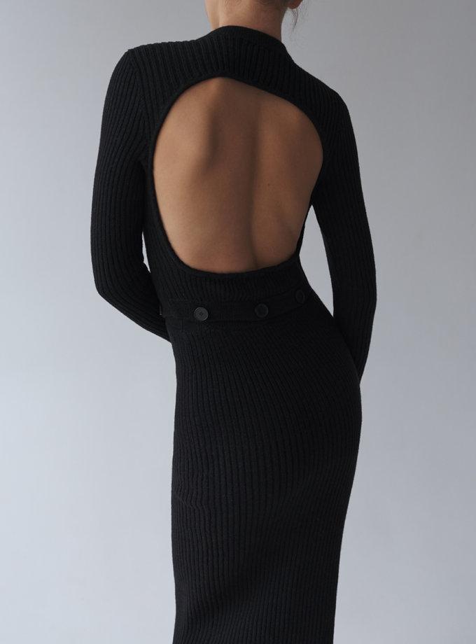 Платье трансформер из шерсти FORMA_FR-FW21-10, фото 1 - в интеренет магазине KAPSULA