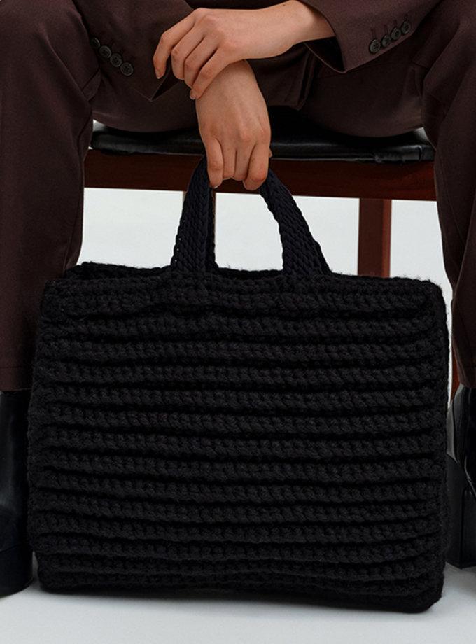Сумка тоут со съемным ремнем FORMA_FR-FW21-11, фото 1 - в интернет магазине KAPSULA