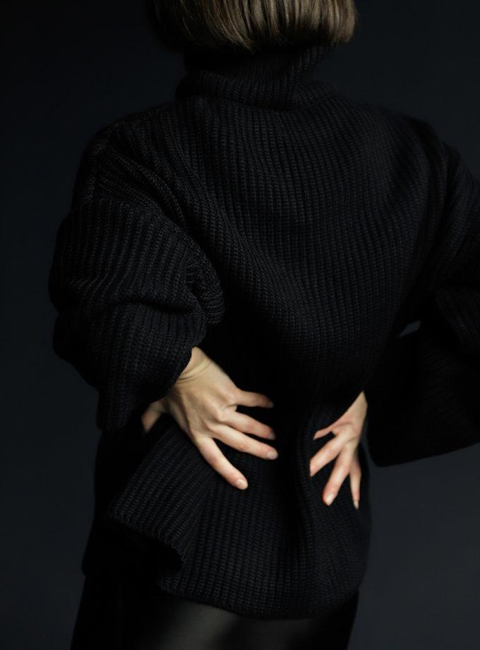 Свитер oversize из шерсти FRBC_FBSOV04, фото 1 - в интеренет магазине KAPSULA