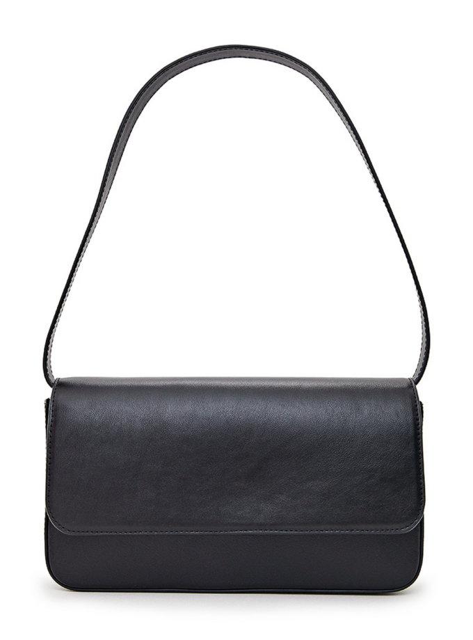 Кожаная сумка с цепями irAro x Vikele Studio IRRO_IR_SS20_LB_021, фото 1 - в интернет магазине KAPSULA