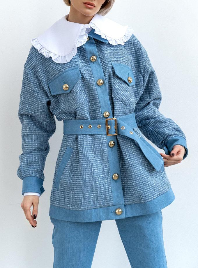 Куртка-рубашка Bianca MC_MY5321, фото 1 - в интернет магазине KAPSULA