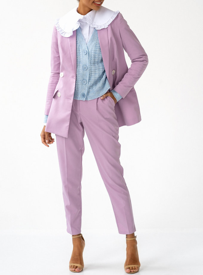 Хлопковый костюм Avrora MC_MY5520, фото 1 - в интернет магазине KAPSULA