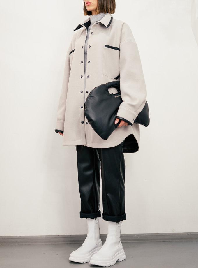 Пальто-куртка на подкладе SE_SE20_Ct_Dipsa_G, фото 1 - в интеренет магазине KAPSULA