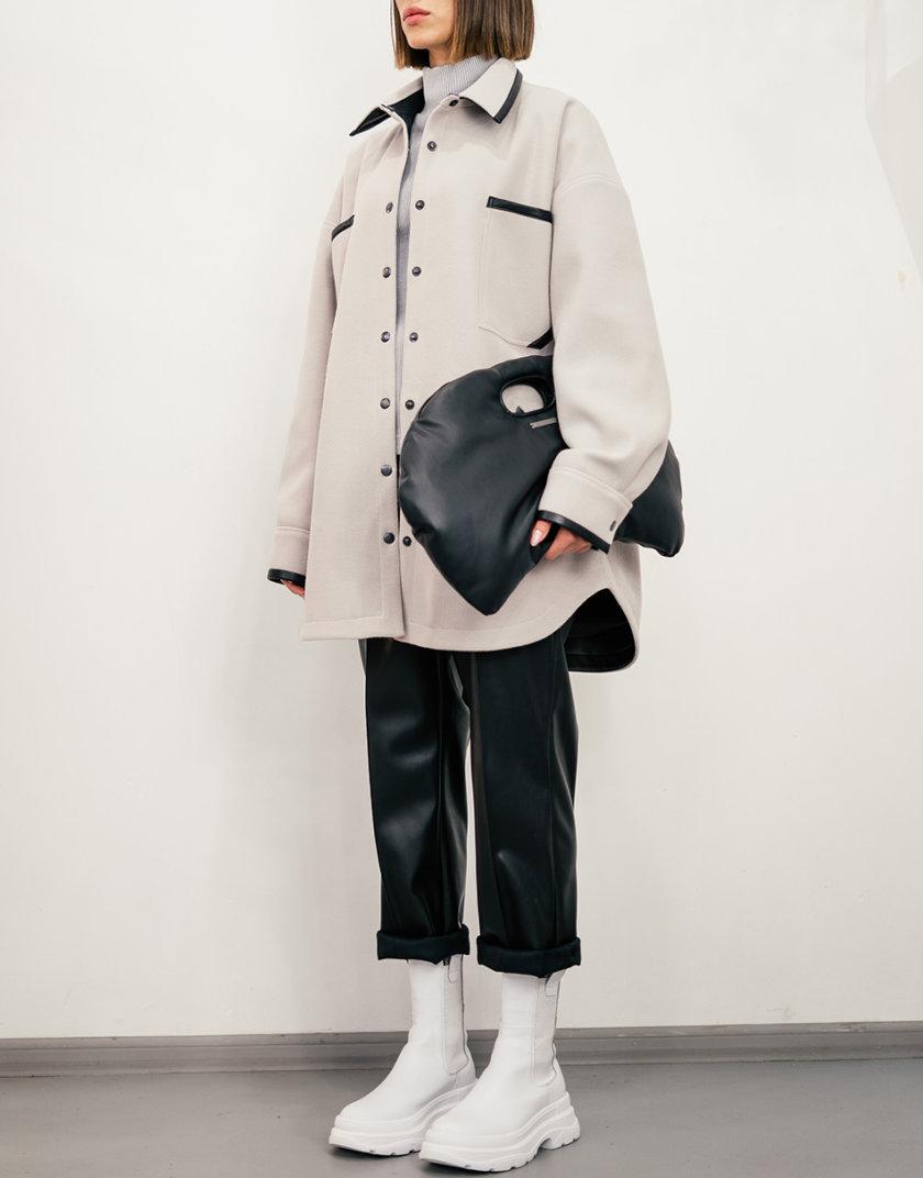 Пальто-куртка на подкладе SE_SE20_Ct_Dipsa_G, фото 1 - в интернет магазине KAPSULA