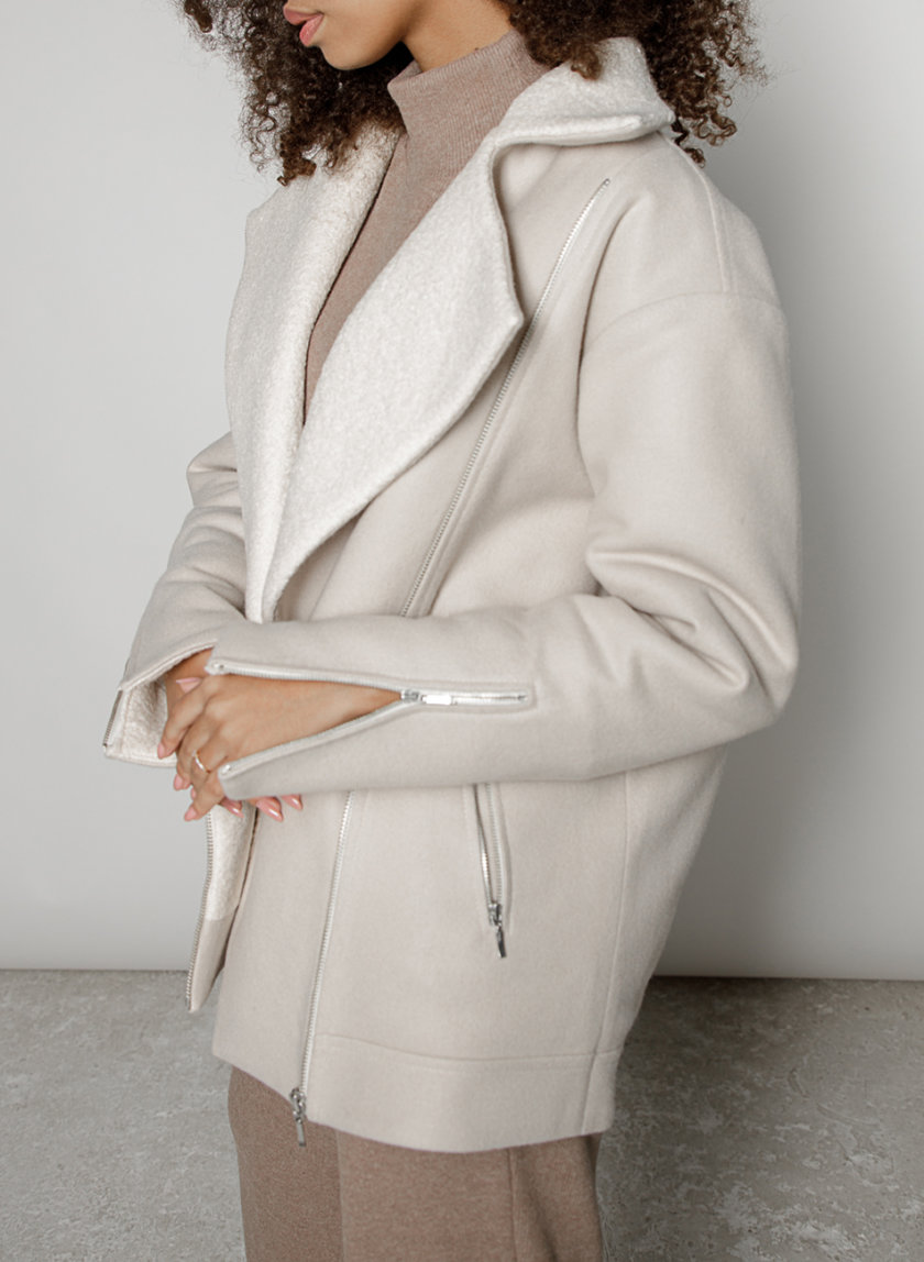 Укороченная куртка MRZZ_mz_100720, фото 1 - в интеренет магазине KAPSULA
