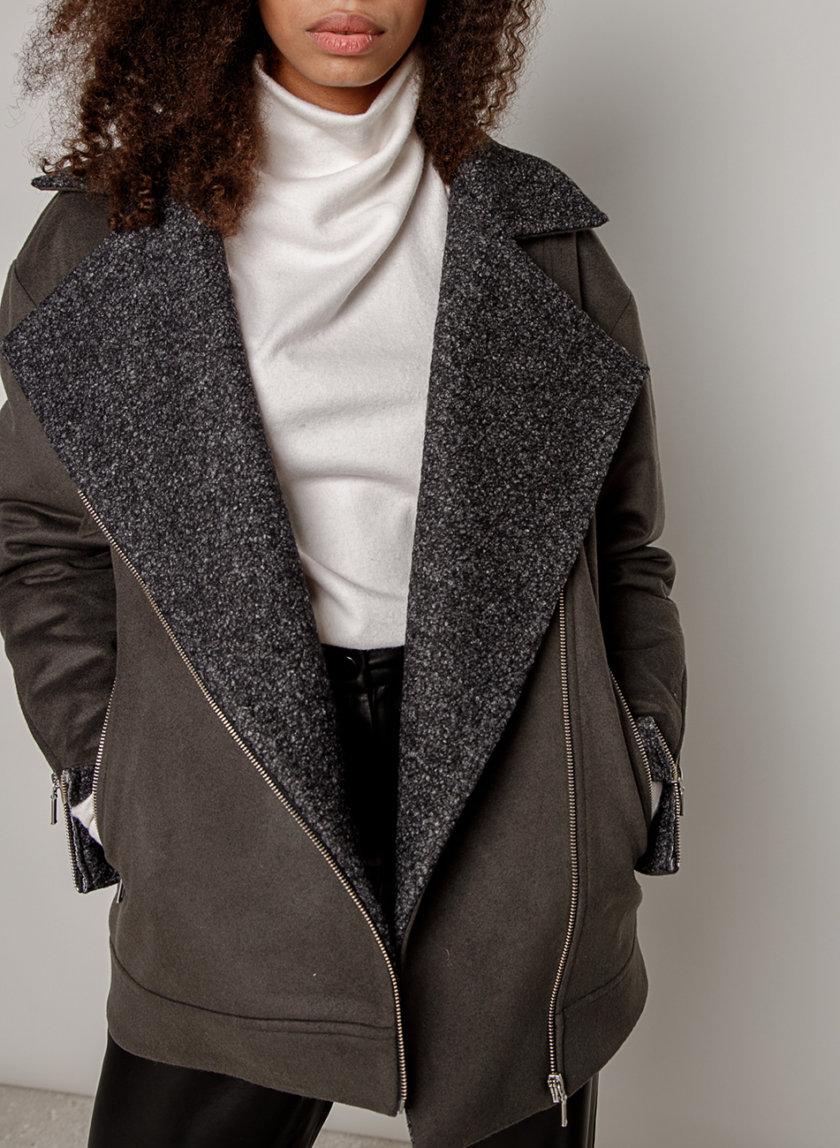 Укороченная куртка MRZZ_mz_101520, фото 1 - в интернет магазине KAPSULA