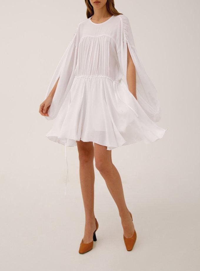 Сукня вільного крою на кулісці LAB_00013, фото 1 - в интернет магазине KAPSULA