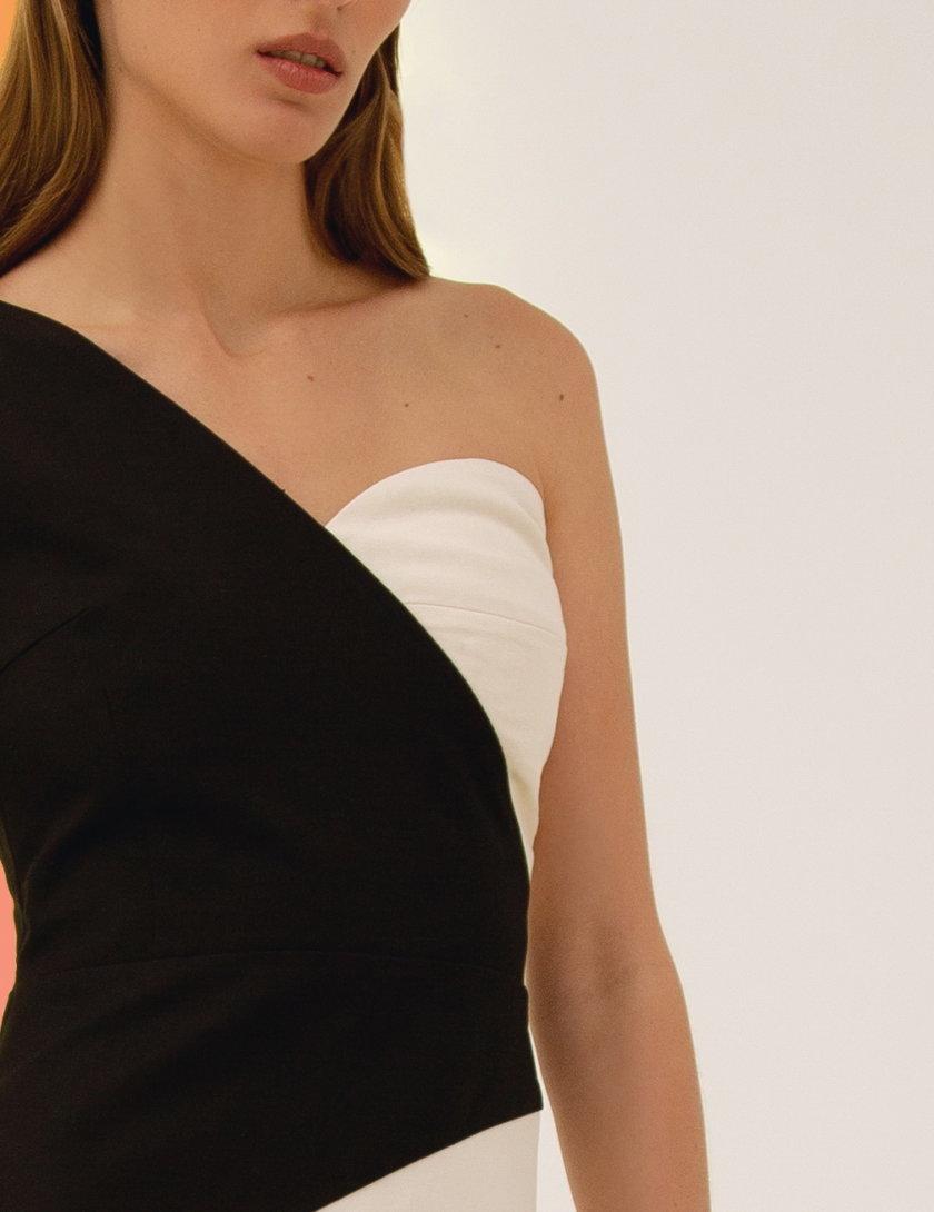 Льняное платье мини LAB_00020, фото 1 - в интернет магазине KAPSULA
