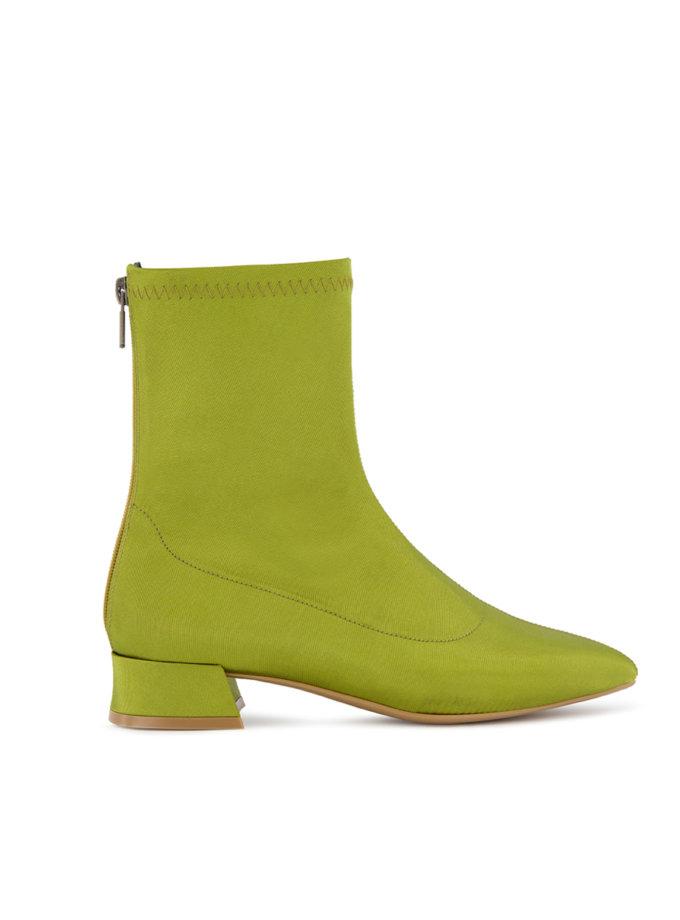 Ботинки на маленьком каблуке Vivienne MRSL_393731, фото 1 - в интернет магазине KAPSULA