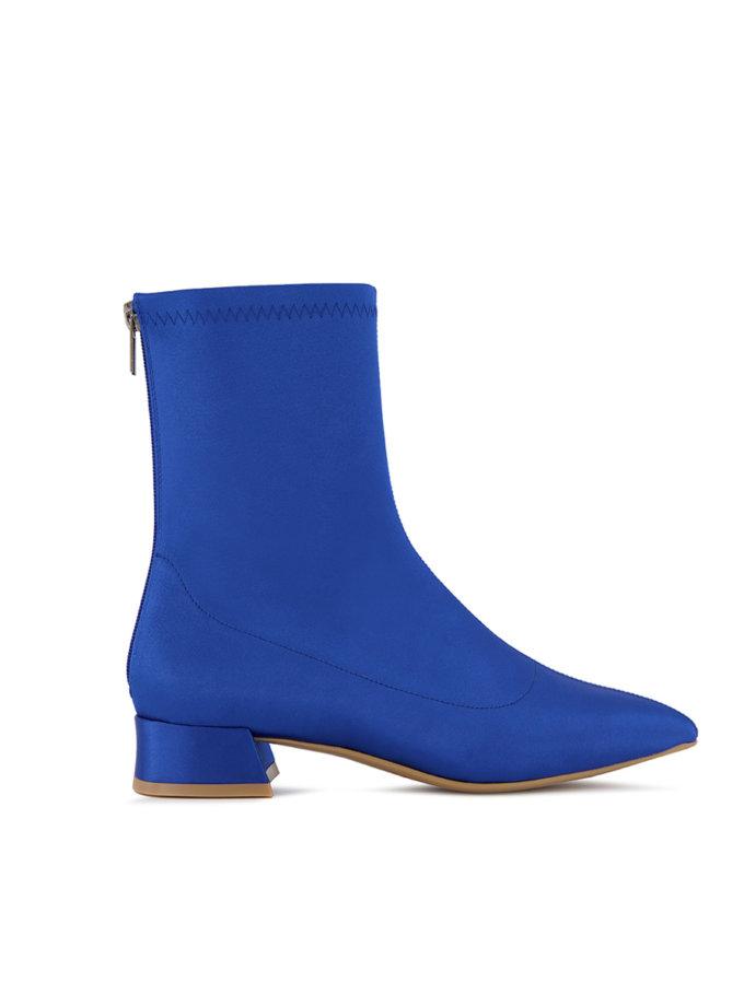 Ботинки на маленьком каблуке Vivienne MRSL_393721, фото 1 - в интернет магазине KAPSULA