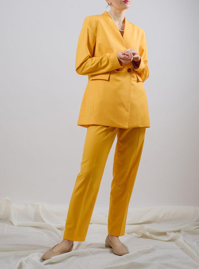 Костюм с зауженными брюками MNTK_МTS2124/3, фото 1 - в интернет магазине KAPSULA
