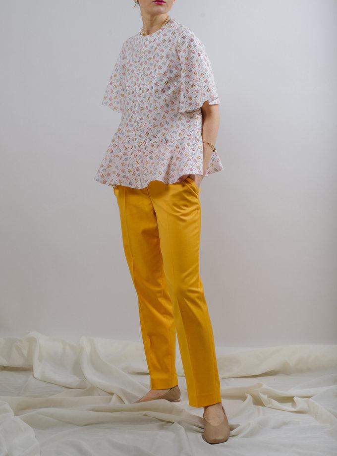 Зауженные брюки MNTK_МTS2123, фото 1 - в интернет магазине KAPSULA