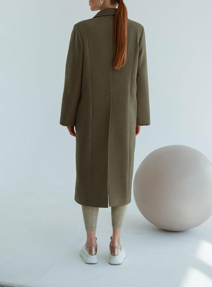 Двубортное пальто AY_3130, фото 1 - в интернет магазине KAPSULA