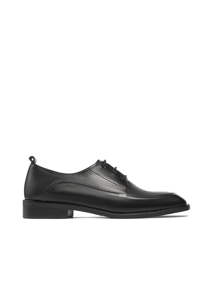 Кожаные ботинки Dua LA_DUA, фото 1 - в интернет магазине KAPSULA