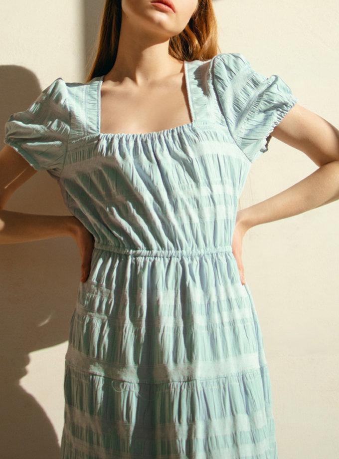 Платье миди NM_447, фото 1 - в интернет магазине KAPSULA