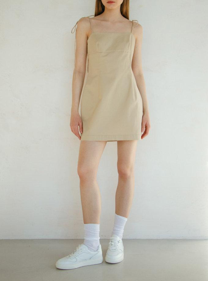 Платье мини NM_450, фото 1 - в интернет магазине KAPSULA