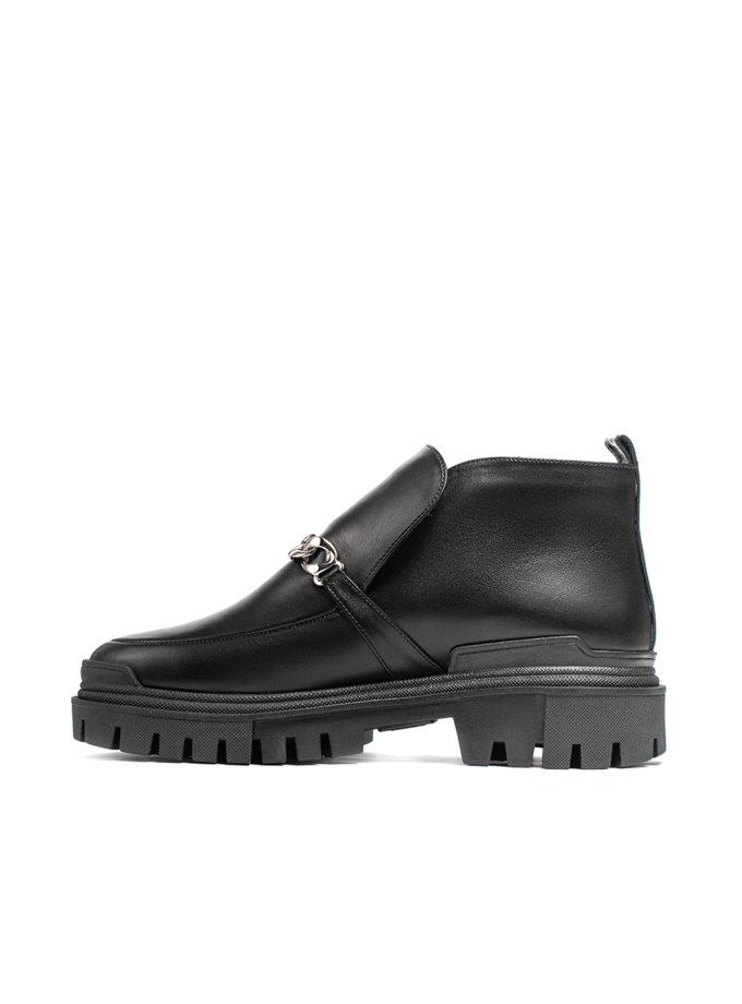 Кожаные ботинки Oliver LA_OLIVER, фото 1 - в интернет магазине KAPSULA