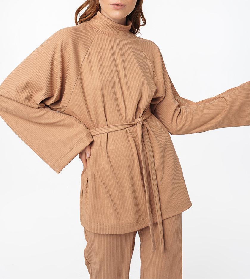 Трикотажный костюм из хлопка MGN_1941B, фото 1 - в интернет магазине KAPSULA