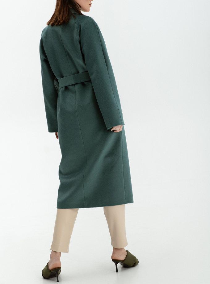 Пальто из кашемира с поясом WNDR_ Fw2021_cshem_11, фото 1 - в интернет магазине KAPSULA