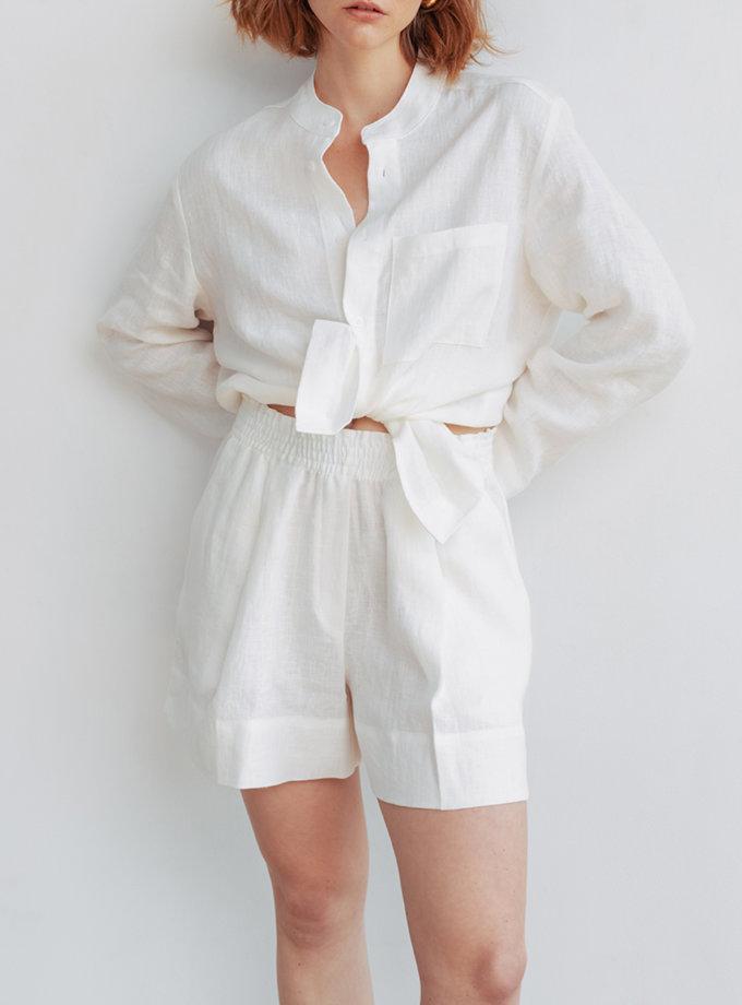Рубашка унисекс на пуговицах BLCGR_BLCN_704, фото 1 - в интернет магазине KAPSULA