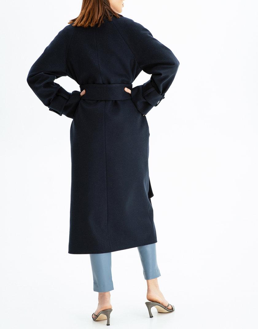 Пальто на запах из шерсти WNDR_sp_21_coatdb_04, фото 1 - в интернет магазине KAPSULA