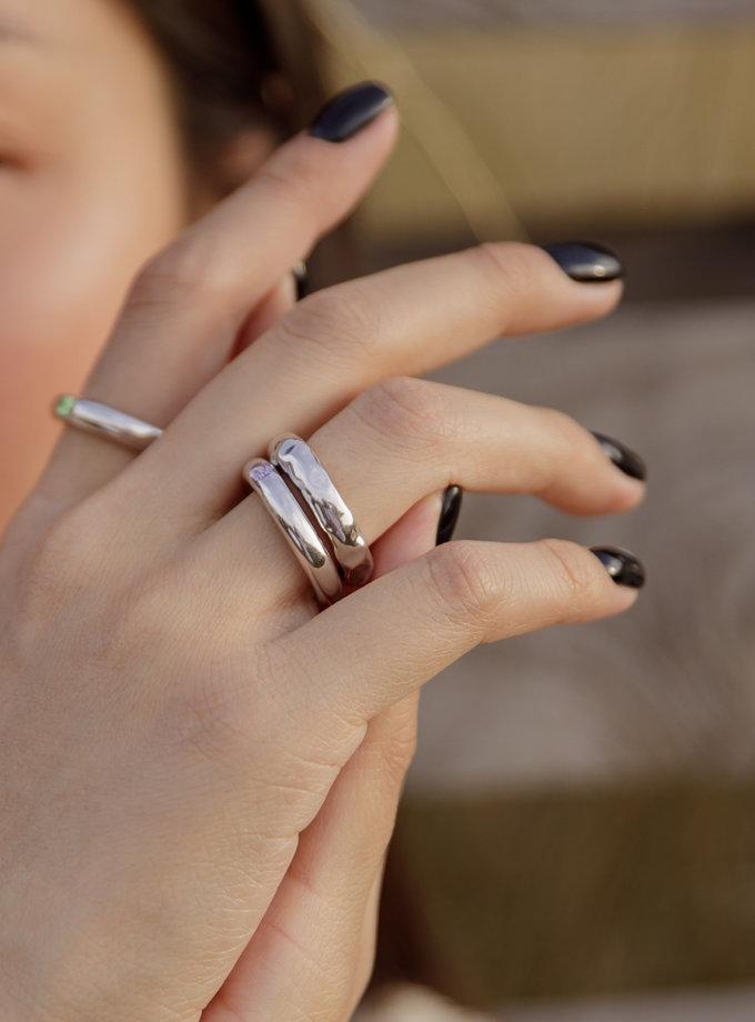 Кольцо из серебра RAJ_R-010, фото 1 - в интернет магазине KAPSULA