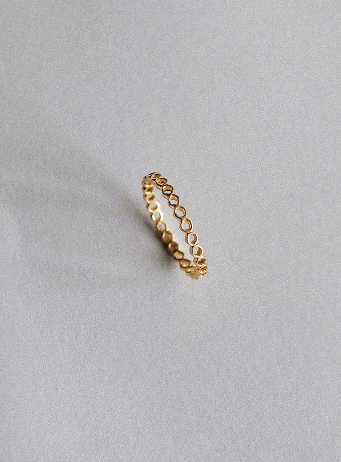 Кольцо из желтого золота RAJ_R-7945, фото 1 - в интернет магазине KAPSULA