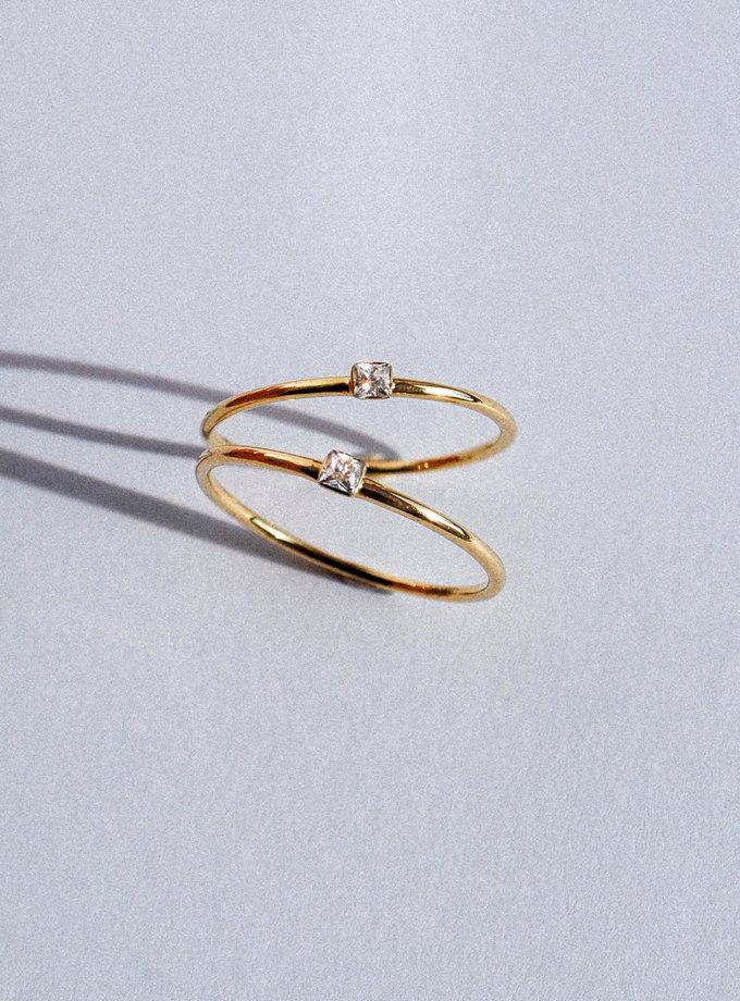 Кольцо из желтого золота RAJ_R-7950, фото 1 - в интернет магазине KAPSULA