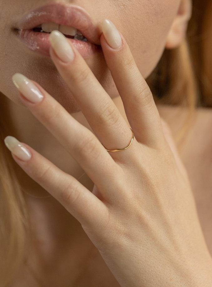 Кольцо из желтого золота RAJ_RRA-006, фото 1 - в интернет магазине KAPSULA