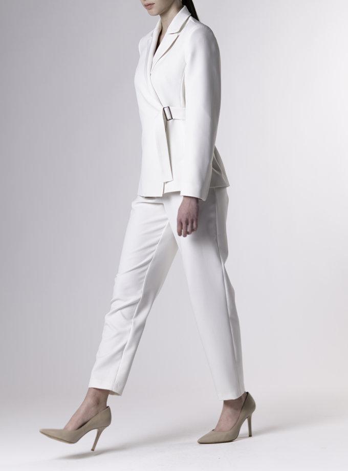 Прямые брюки свободного кроя ALOT_030149, фото 1 - в интернет магазине KAPSULA