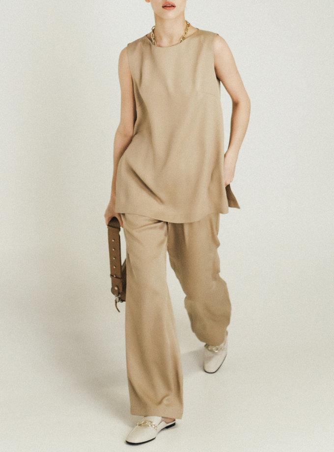 Комплект з брюками на резинці PDH_SS20_0007, фото 1 - в интернет магазине KAPSULA