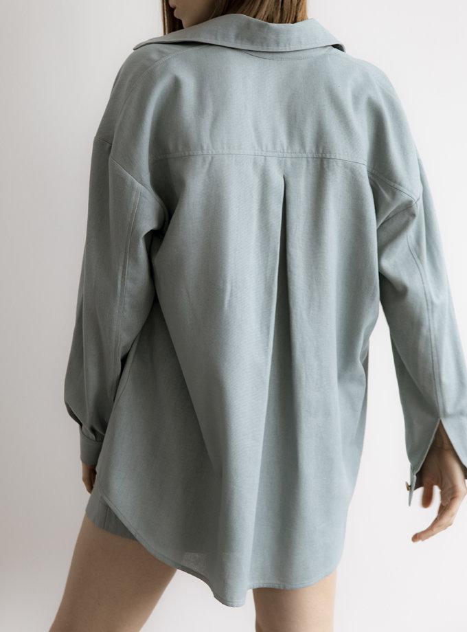 Костюм с шортами на резинке REAL SNDR_SSR6, фото 1 - в интернет магазине KAPSULA