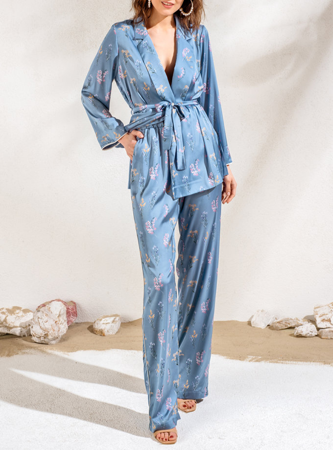 Комплект с брюками KS_SS24_29, фото 1 - в интернет магазине KAPSULA