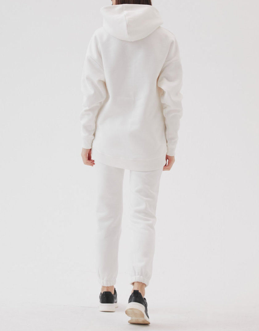 Хлопковый костюм на флисе MRZZ_mz_102321, фото 1 - в интернет магазине KAPSULA
