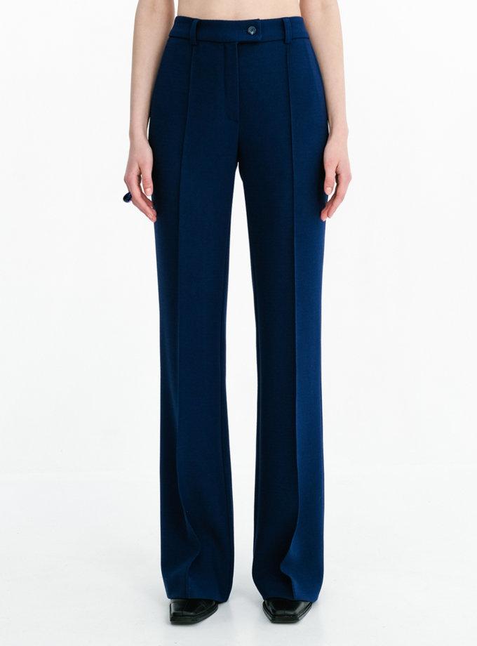 Прямые брюки со стрелками SHKO_20017008, фото 1 - в интернет магазине KAPSULA