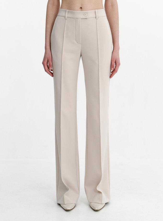 Прямые брюки со стрелками SHKO_20017011, фото 1 - в интернет магазине KAPSULA