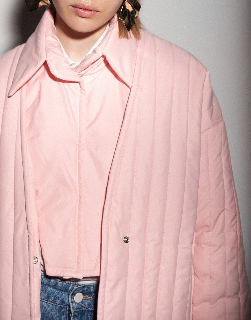 Стеганая фуфайка SHP_SHP-kufaika-pink, фото 1 - в интернет магазине KAPSULA